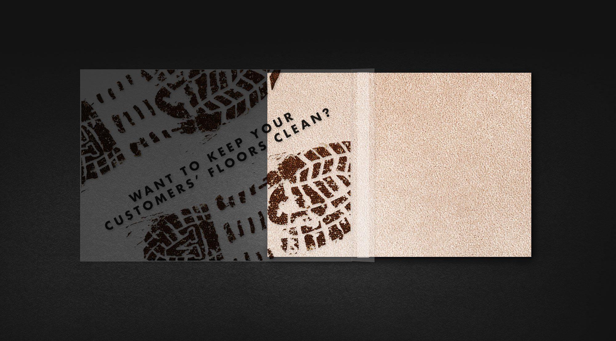 V12 Footwear MukGuard Direct Mail Design