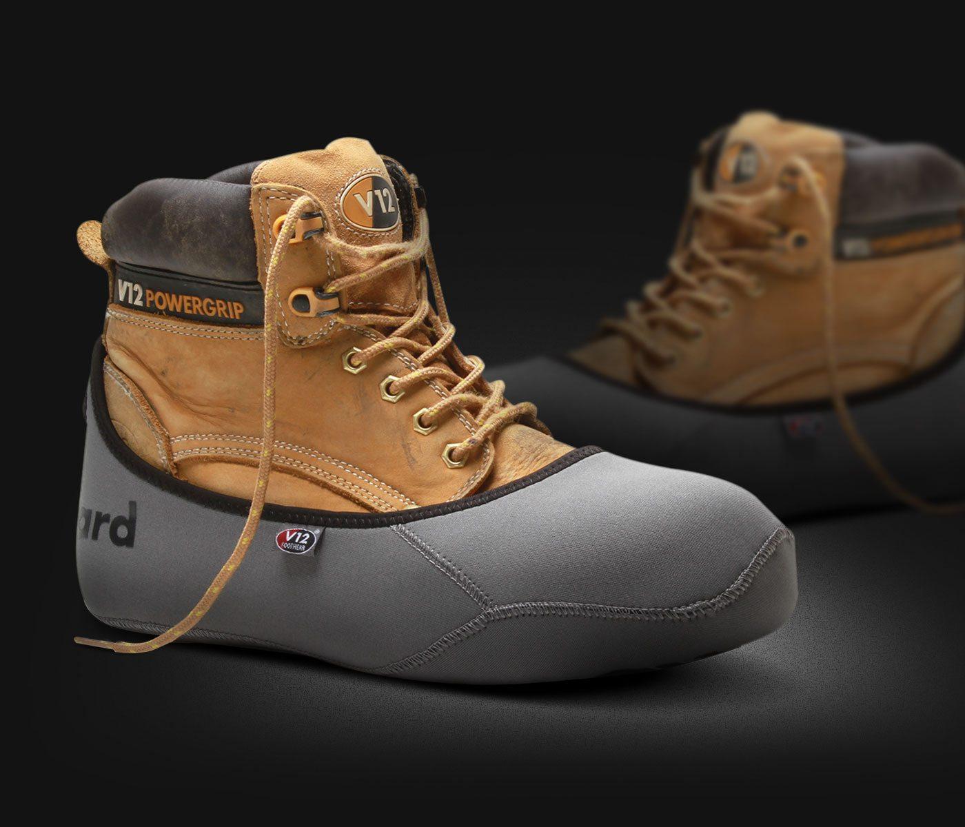 V12 Footwear MukGuard Product Photography Puma Work Boot