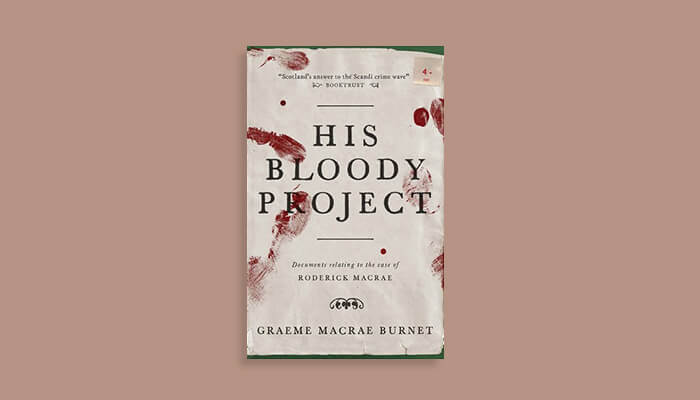 his bloody project book