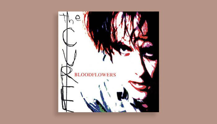 the cure bqloodflowers